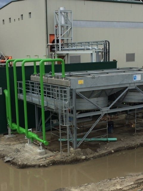 Biomass Facility in Fort St. James BC